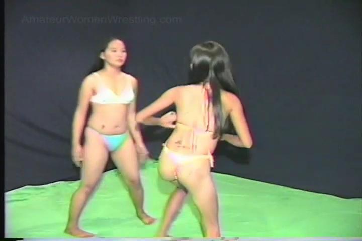 Hot female wrestling japanese nude